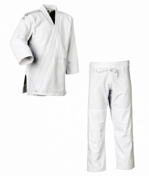 "ADIDAS Wettkampf Judoanzug J650 ""Contest"" weiss"